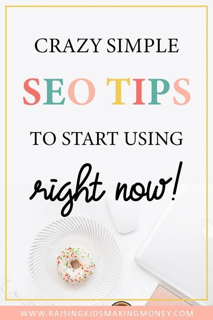Article on SEO Tips that You Can Start Using Right Now