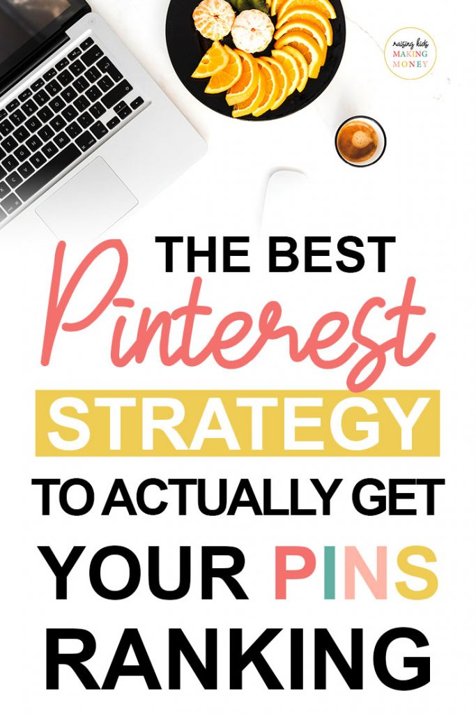 Pinterest image about the best Pinterest marketing strategy