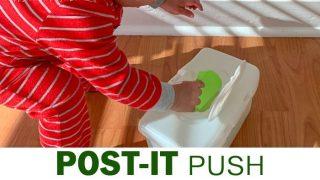 Post-it Push