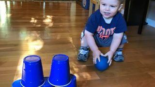 Repurposed for Fun: Bowling with Cups