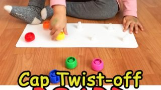 CAP TWIST-OFF BOARD