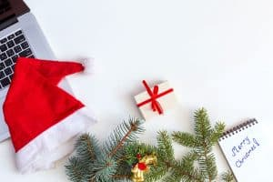 preparing blog for the holidays