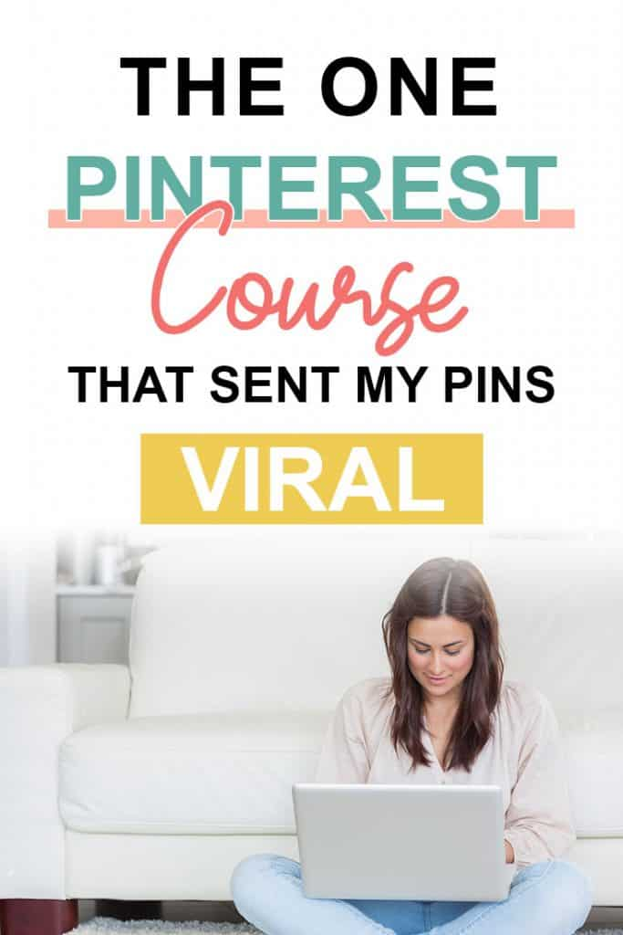 Pinterest image about the Pinteresting Strategies Course